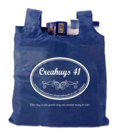 Creahuys 41 opvouwbare tas