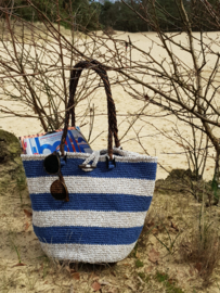 Creahuys 41 Beach Bag Haakpatroon