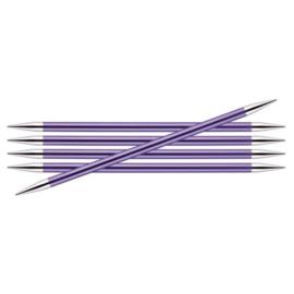KnitPro Zing Sokkennaalden 15cm 7.00 mm