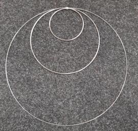 Set ringen voor Trinity Mandala's MAL
