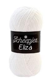 Eliza 218 Bobtail White