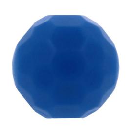 Siliconen Kralen diamant 16mm (assortiment kleuren)