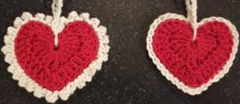 Valentijnshart Haakpakket