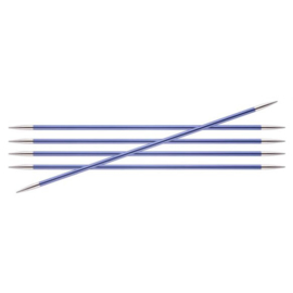 KnitPro Zing Sokkennaalden 15cm 4.50 mm