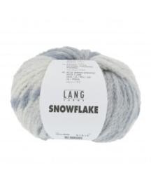Snowflake 06 Blauw