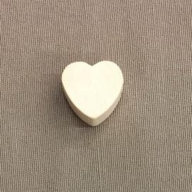 Houten kraal hart
