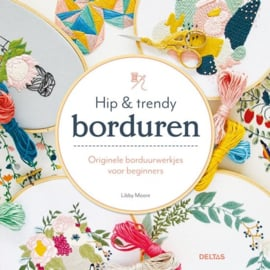 Hip & Trendy Borduren