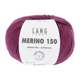 Merino 150 kleur 0166
