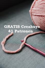 Gratis Creahuys 41 Patronen
