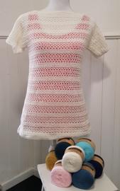 Shirt Cathy haakpatroon