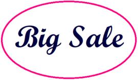 BIG Sale 16 februari - 20 februari