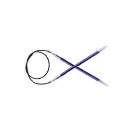 KnitPro Zing Rondbreinaalden 80 cm 4.50 mm