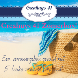 Creahuys 41 Zomerbox
