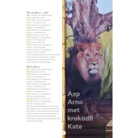 Safari handpoppen haken