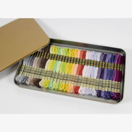 DMC Verzamelbox 35 kleuren