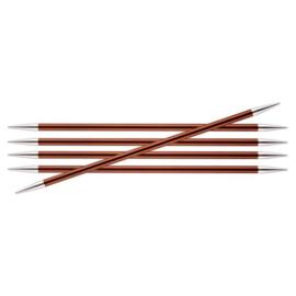 KnitPro Zing Sokkennaalden 15cm 5.50 mm