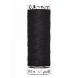 Gütermann Allesnaaigaren kleur 000