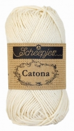 Catona 25gr 130 Old Lace