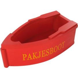 Houten pakjesboot voor Sinterklaas en/of Zwarte Piet