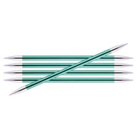 KnitPro Zing Sokkennaalden 15cm 8.00 mm