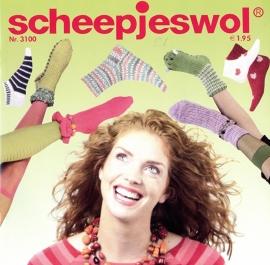 Scheepjeswol Nr. 3100 Sokken breien