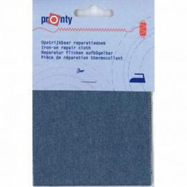 Pronty Reparatiedoek jeans opstrijkbaar verschillende kleuren