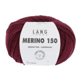 Merino 150 kleur 0063