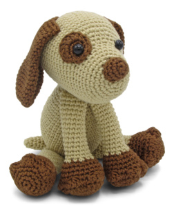 Haakpakket puppy Fiep