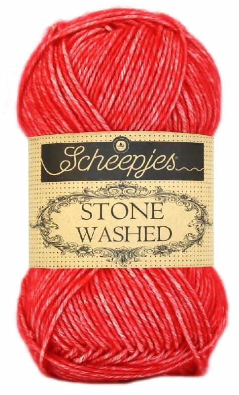 Stone Washed 823 Carnelian