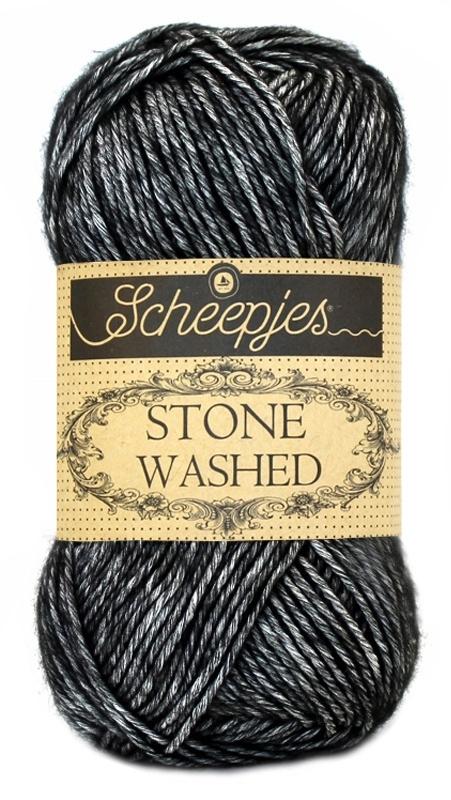 Stone Washed 803 Black Onyx