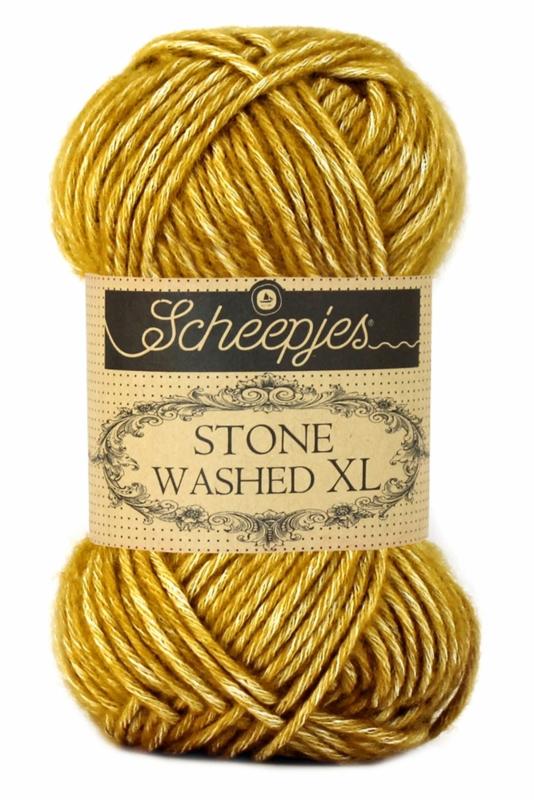 Stone Washed XL 849 Yellow Jasper