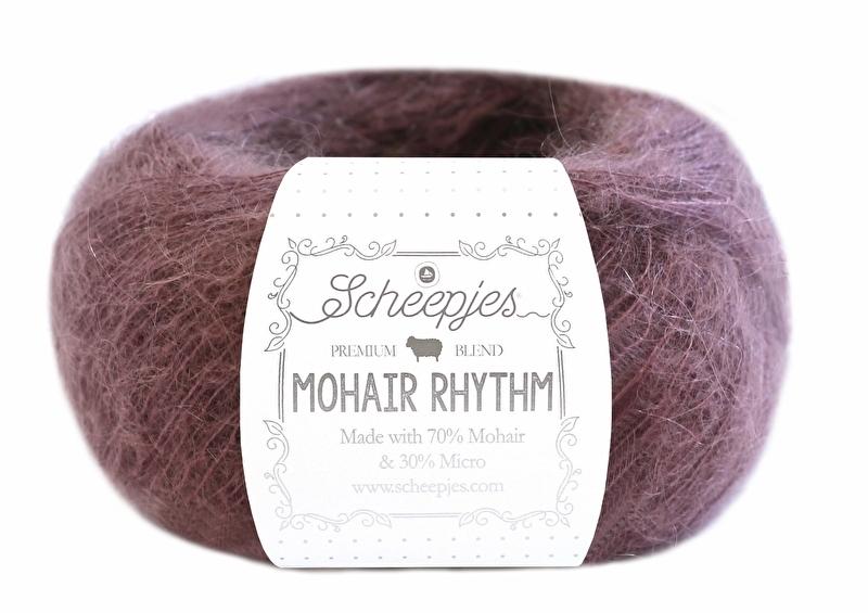 Mohair Rhythm 671 Quickstep