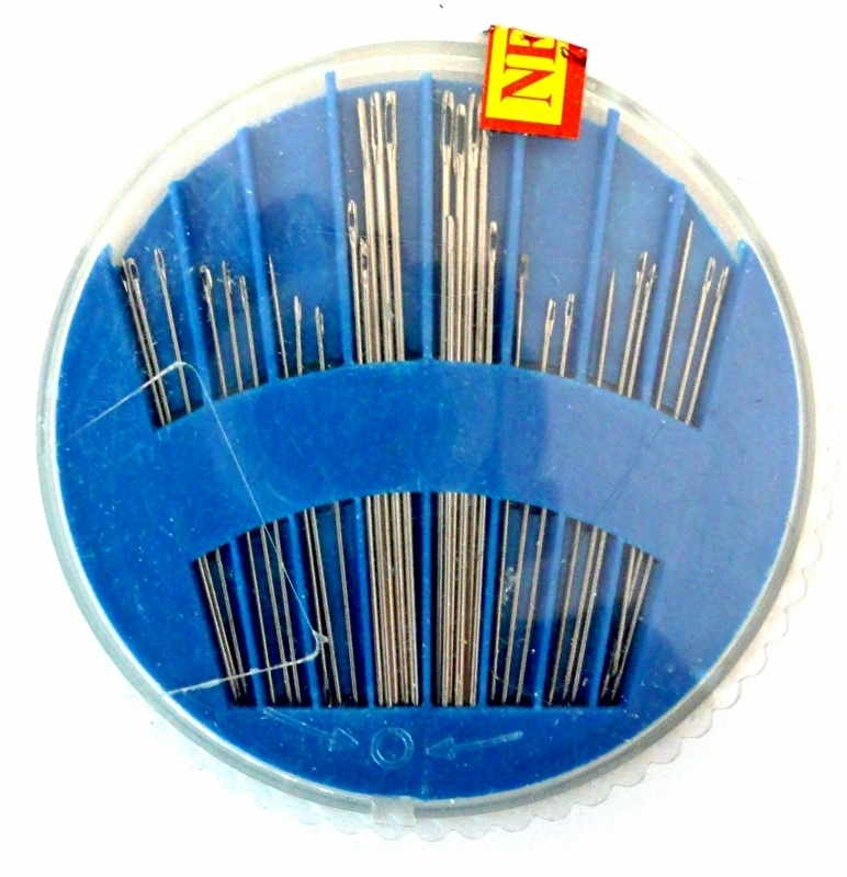 Naai/borduur naalden dispenser