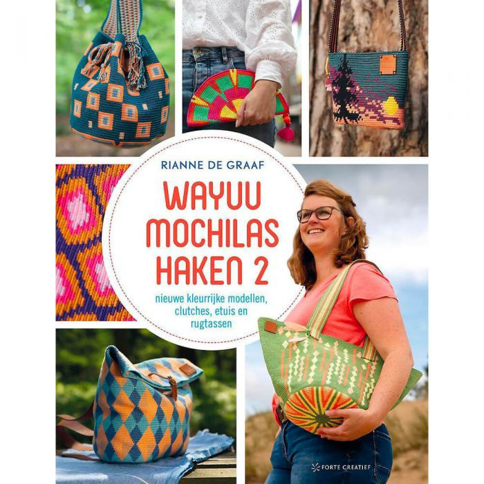 Wayuu Mochila haken 2