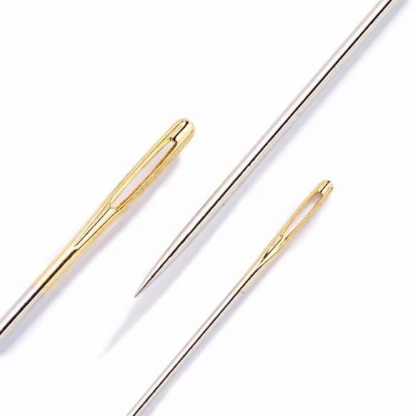 Prym Stopnaalden lang staal No. 3-9 assortiment