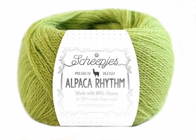 Alpaca Rhythm 652 Smooth
