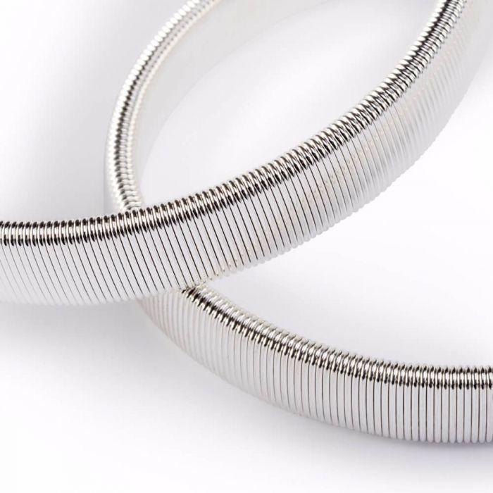 Prym Mouwophouder stretch zilver