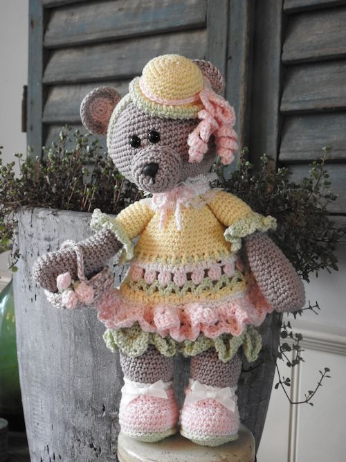 Funny Bear Tilly