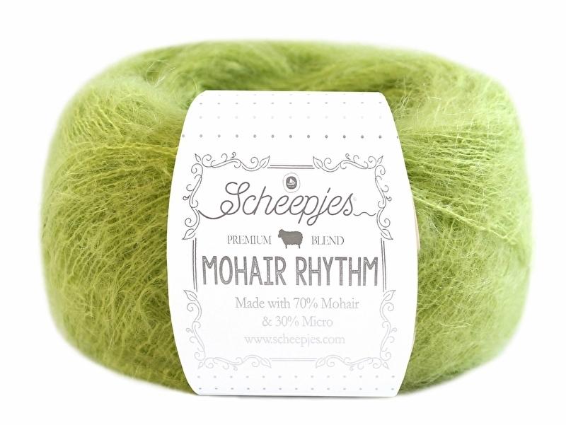 Mohair Rhythm 672 Smooth