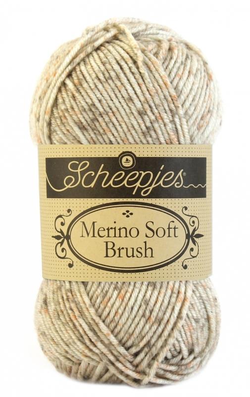 Merino Soft Brush 257 van der Leck