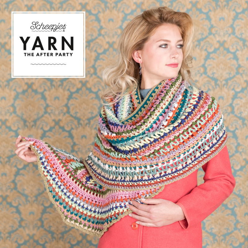 Scheepjes Yarn The After Party nr 20