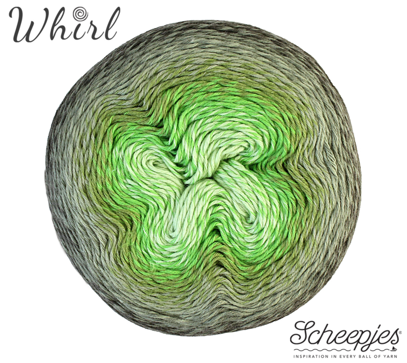 Whirl 761 Pistachi Oh So Nice