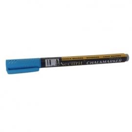 Krijtstift Blauw