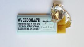 0% CHOCOLATE GUEST BAR SOAP Cardamon
