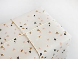 Inpakpapier sterren | Dreamkey