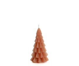 Kerstboom kaars xs | brique | Rustiklys