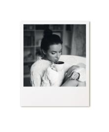 Polaroid kaart Coffee break  |  Zoedt