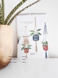 Verjaardagskalender  Botanische planten  | Jots