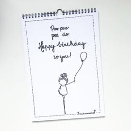 Verjaardagskalender Irmadammekes | Irmadammekes