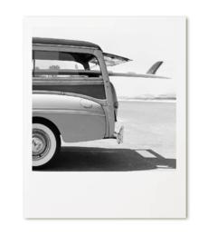 Polaroid kaart Surfplank  |  Zoedt
